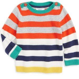 Baby Boden Stripped Sweater 18-24 Months Boy/Girl